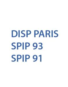 DISP paris columnist azul y texto