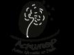 Logo ACMINOP simbolo negro raya arriba WEB
